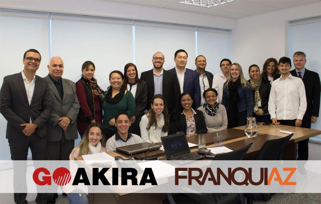 Equipe Goakira / Franquiaz
